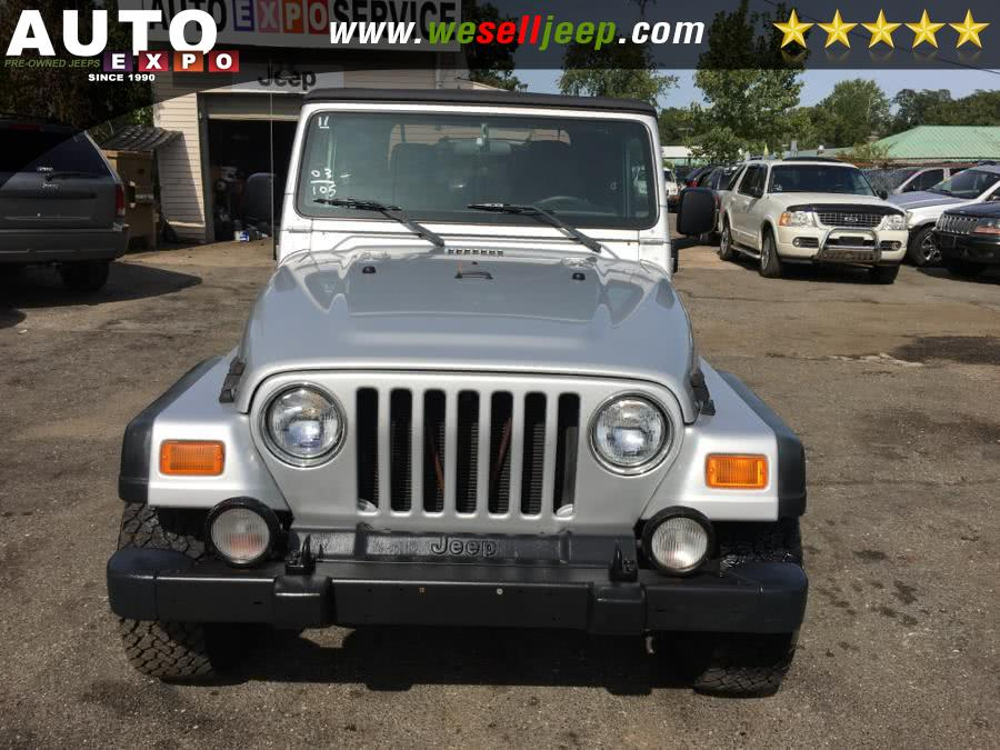 2003 Jeep Wrangler 2dr Sport, available for sale in Huntington, New York | Auto Expo. Huntington, New York