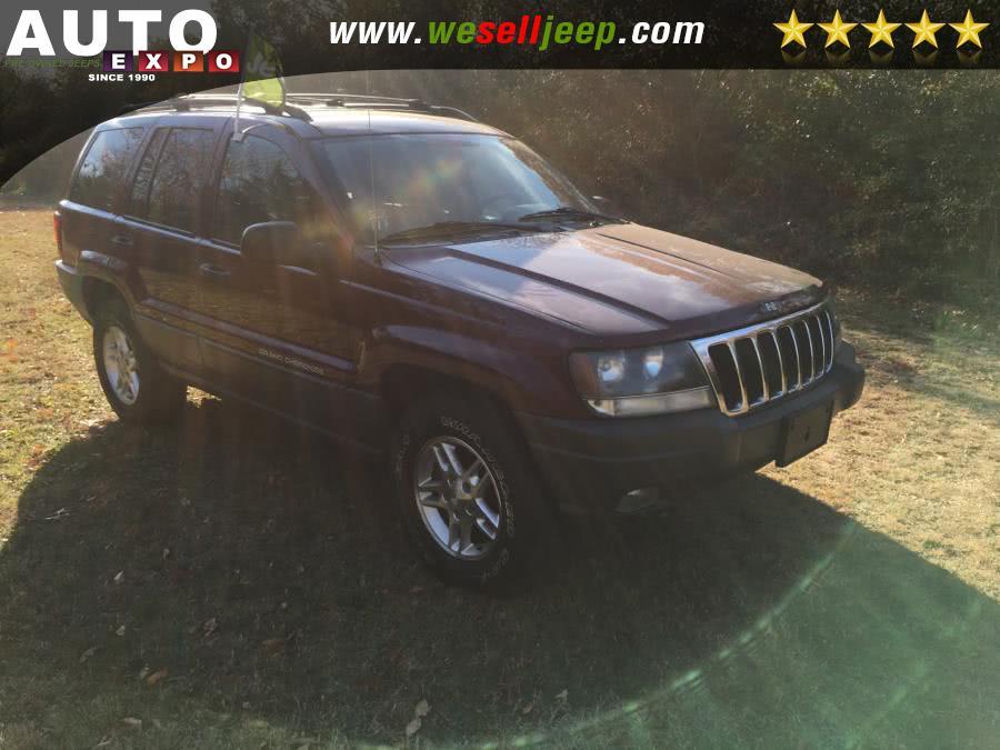 2003 Jeep Grand Cherokee 4dr Laredo 4WD, available for sale in Huntington, New York | Auto Expo. Huntington, New York