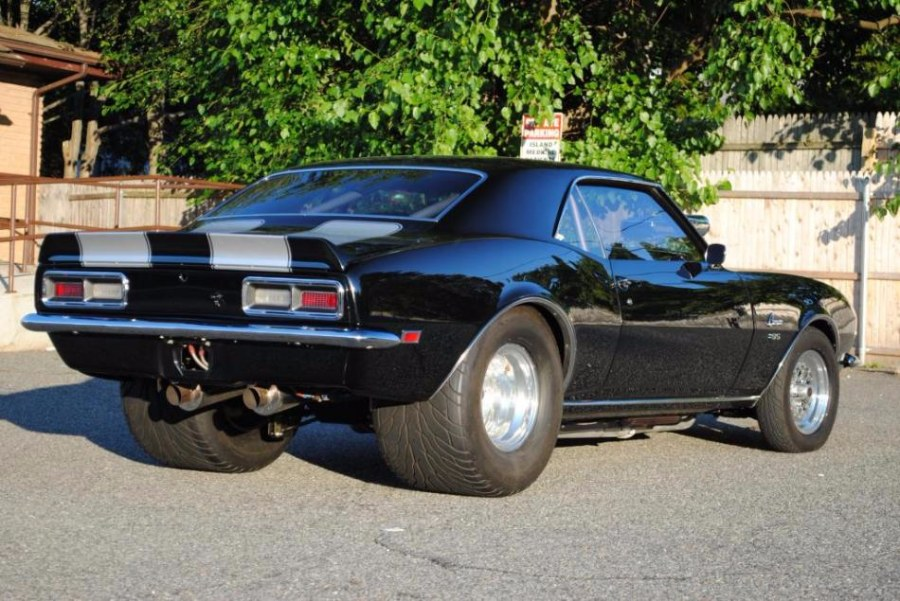 Used Chevrolet PRO STREET CAMERO 2dr Conv 1968 | Ace Motor Sports Inc. Plainview , New York