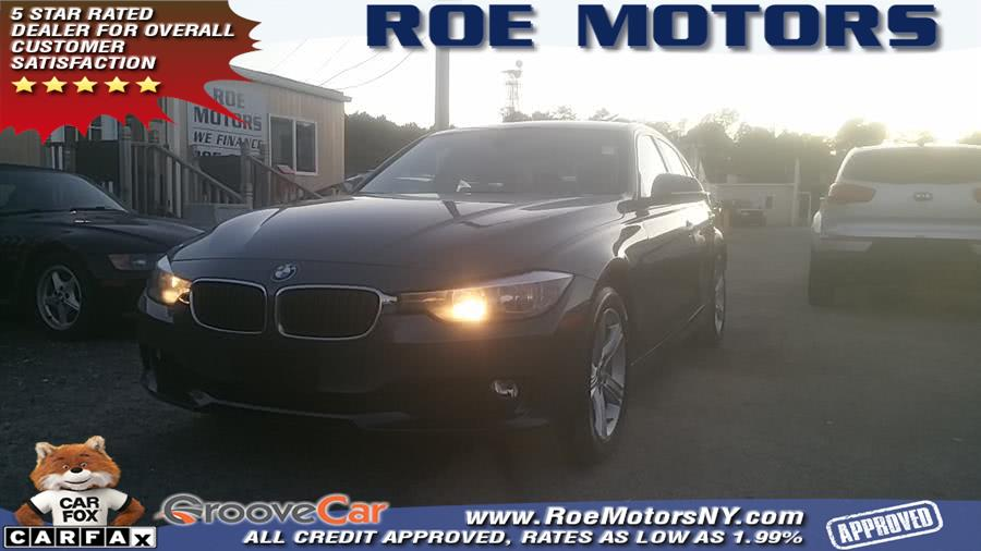 Used 2014 BMW 3 Series in Shirley, New York | Roe Motors Ltd. Shirley, New York