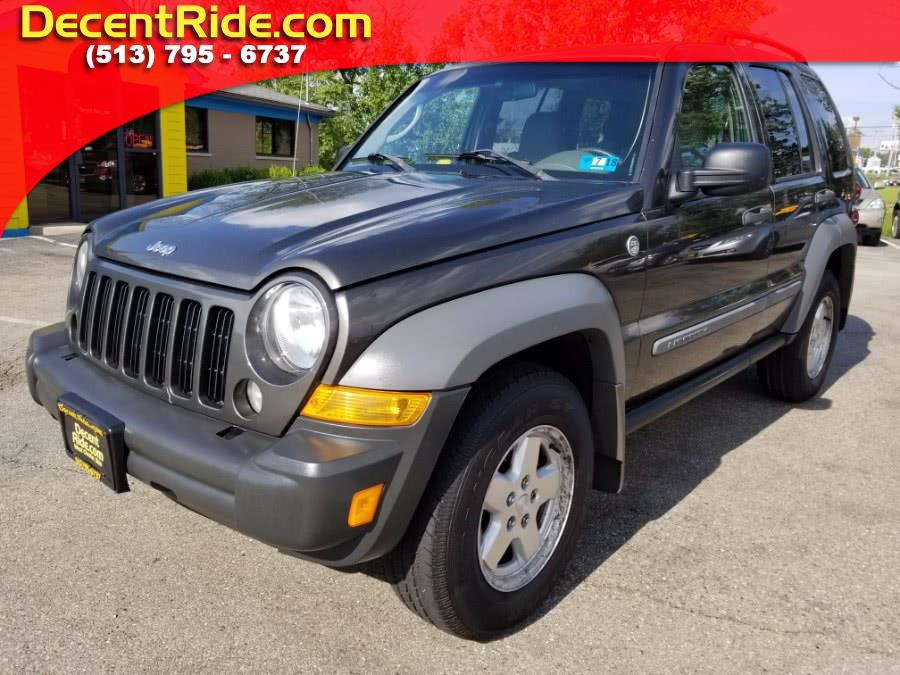 Used 2005 Jeep Liberty in West Chester, Ohio | Decent Ride.com. West Chester, Ohio