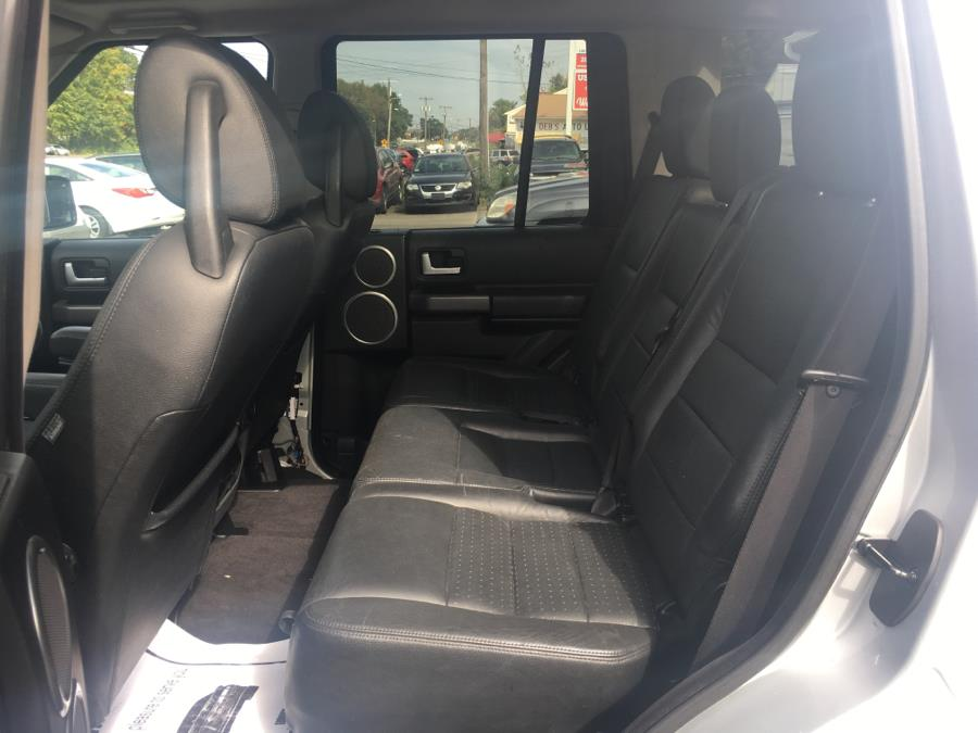 2005 Land Rover LR3 4dr Wgn SE, available for sale in Meriden, Connecticut | Five Star Cars LLC. Meriden, Connecticut