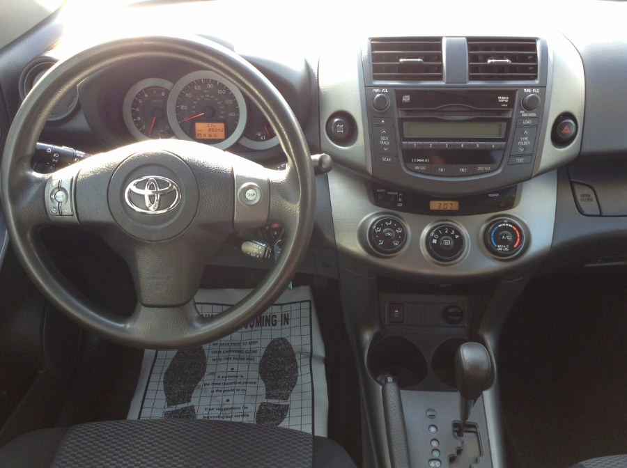 Used Toyota RAV4 4WD 4dr V6 5-Spd AT Sport (Natl) 2010 | M&M Motors International. Clinton, Connecticut