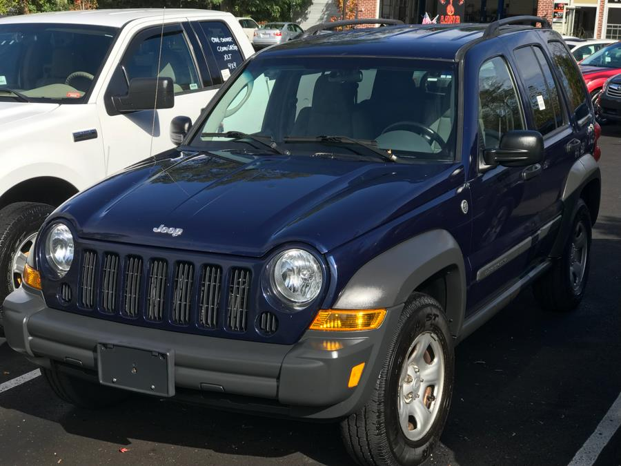 Used 2007 Jeep Liberty in Canton, Connecticut   Lava Motors. Canton, Connecticut