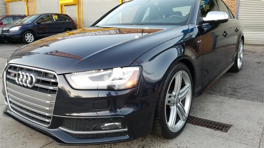 Used 2014 Audi S4 in Bronx, New York | New York Motors Group Solutions LLC. Bronx, New York