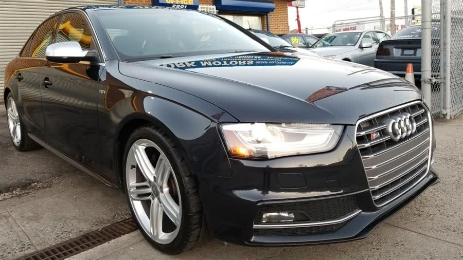 2014 Audi S4 4dr Sdn S Tronic Premium Plus, available for sale in Bronx, New York | New York Motors Group Solutions LLC. Bronx, New York