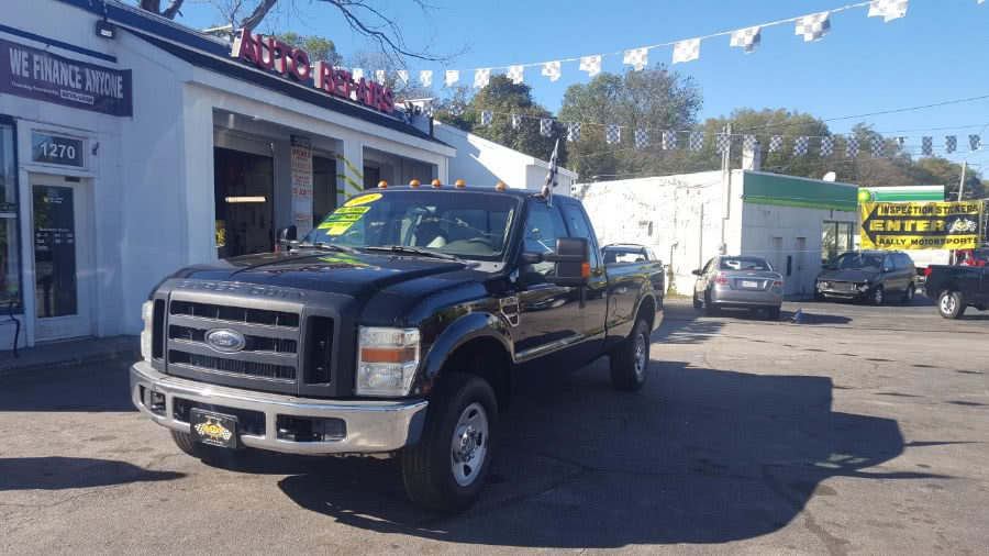 2008 Ford Super Duty F-250 4WD SuperCab 158