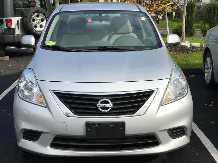 Used 2012 Nissan Versa in Canton, Connecticut | Lava Motors. Canton, Connecticut