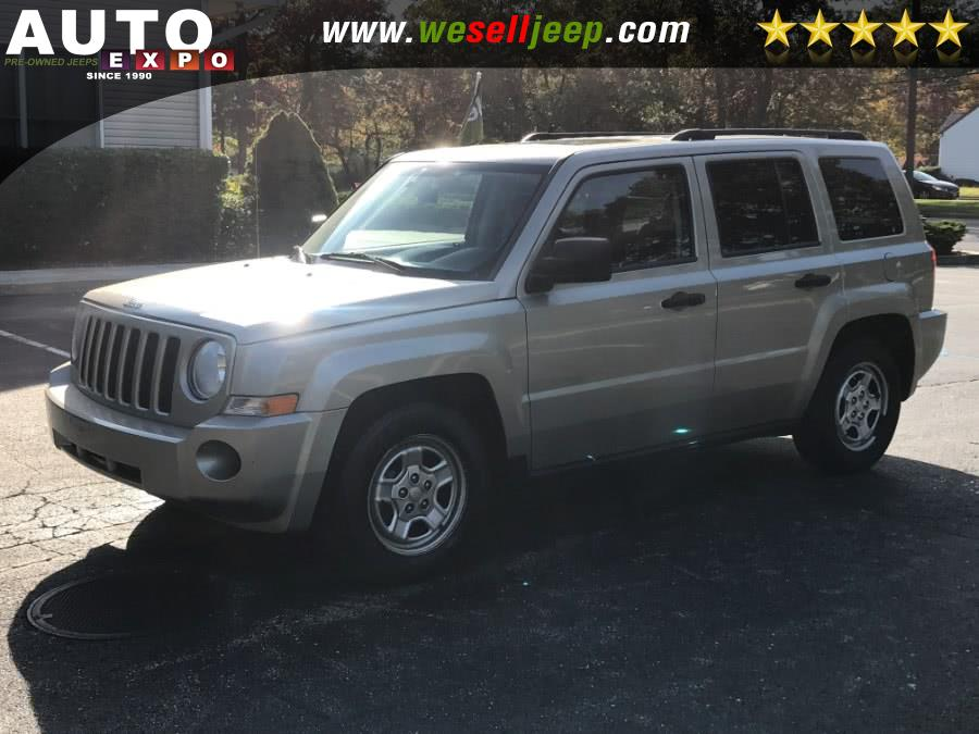 The 2009 Jeep Patriot Sport