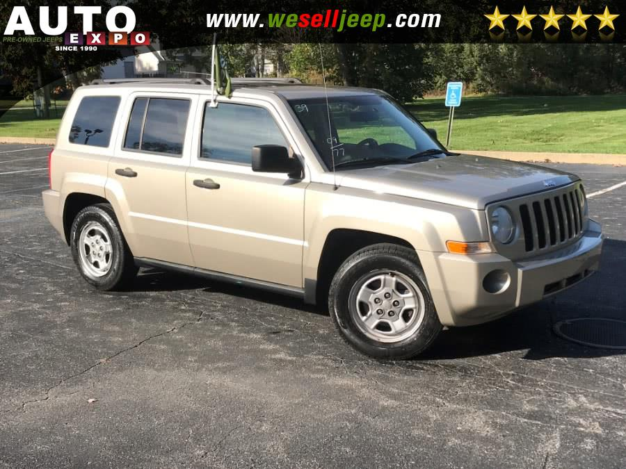 The 2009 Jeep Patriot Sport photos