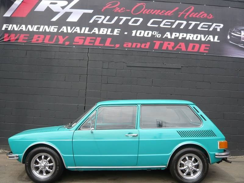 1974 Volkswagen Brasilia Manual 4-Speed, available for sale in Newark, New Jersey | RT Auto Center LLC. Newark, New Jersey