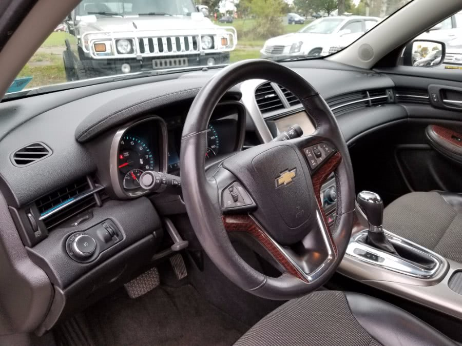 2013 Chevrolet Malibu 4dr Sdn LT w/2LT, available for sale in West Chester, Ohio | Decent Ride.com. West Chester, Ohio