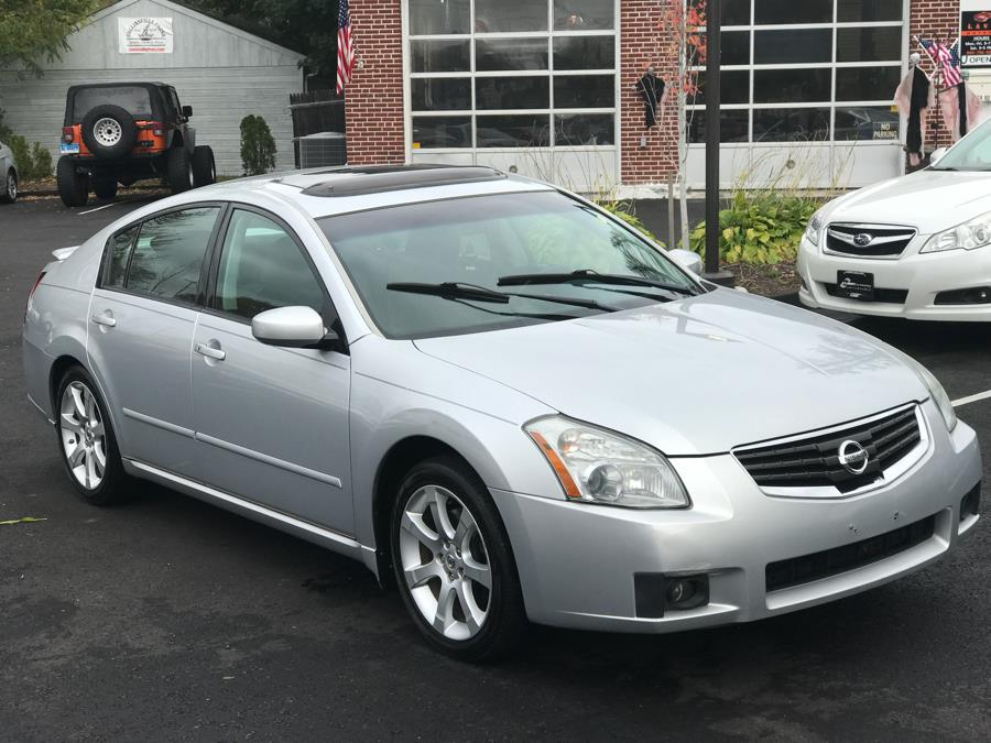 Used 2008 Nissan Maxima in Canton, Connecticut | Lava Motors. Canton, Connecticut