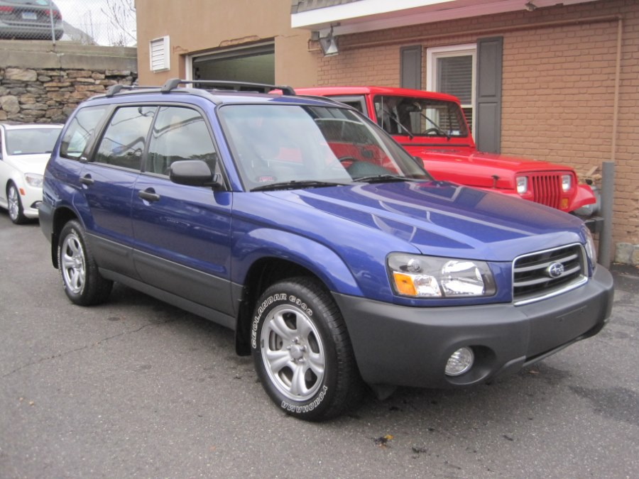 Used 2003 Subaru Forester in Shelton, Connecticut | Center Motorsports LLC. Shelton, Connecticut