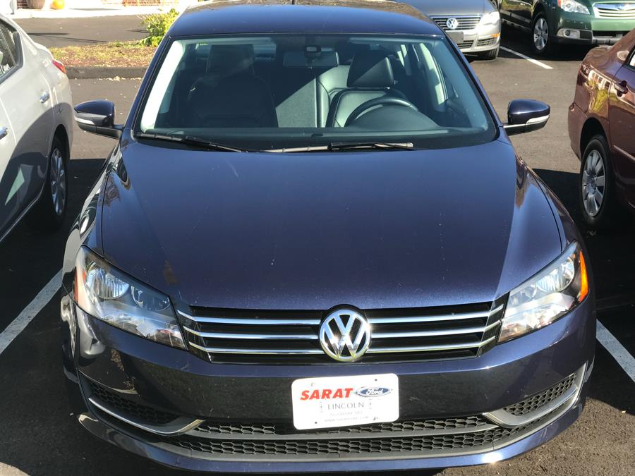 Used 2014 Volkswagen Passat in Canton, Connecticut | Lava Motors. Canton, Connecticut