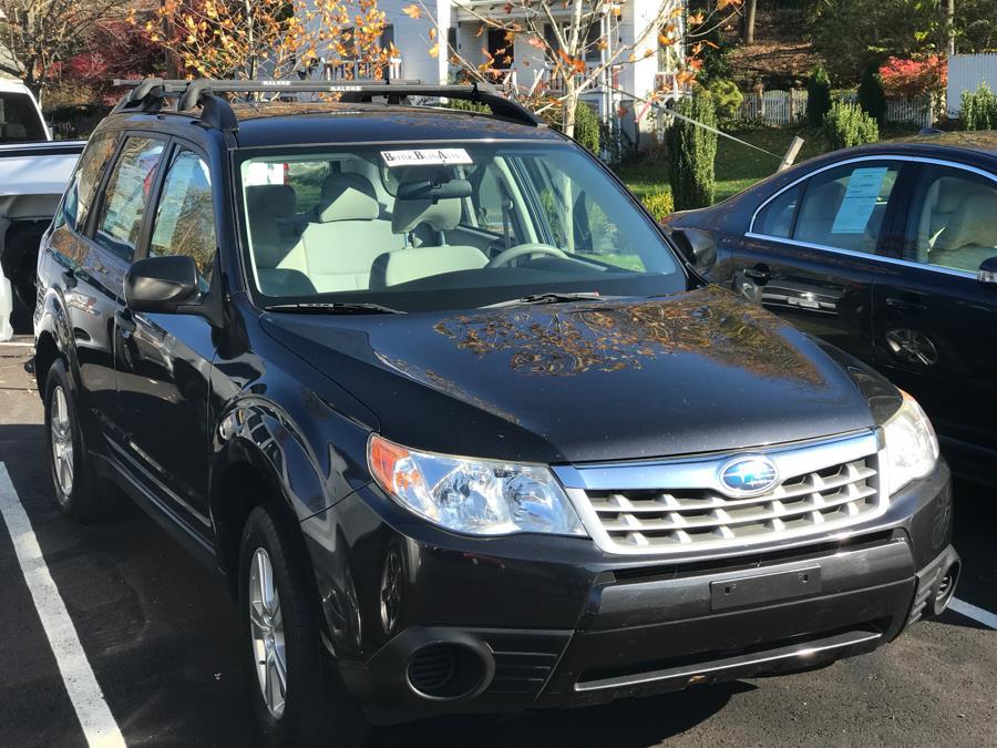 Used 2011 Subaru Forester in Canton, Connecticut | Lava Motors. Canton, Connecticut