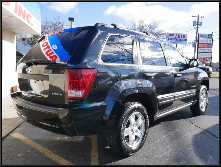 Used Jeep Grand Cherokee 4dr Laredo 4WD 2005 | My Auto Inc.. Huntington Station, New York