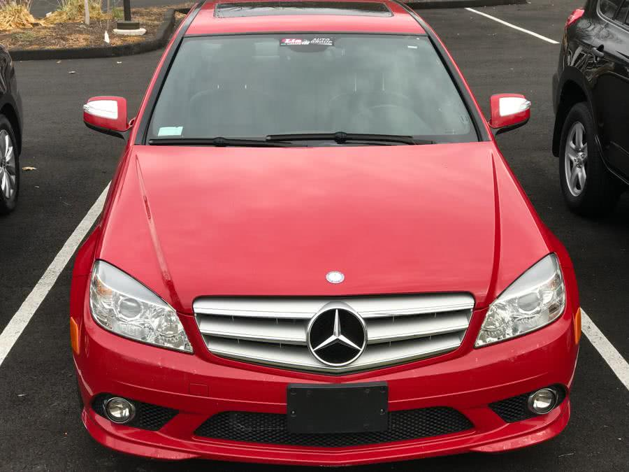 Used 2009 Mercedes-Benz C-Class in Canton, Connecticut | Lava Motors. Canton, Connecticut