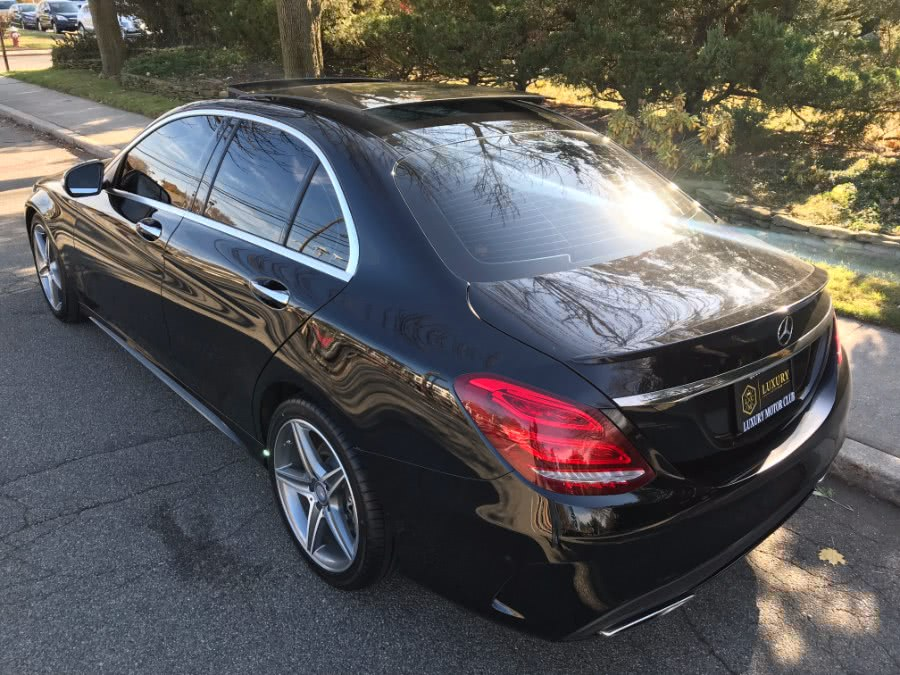 2015 Mercedes-Benz C-Class 4dr Sdn C 300 Sport, available for sale in Franklin Square, New York   Luxury Motor Club. Franklin Square, New York