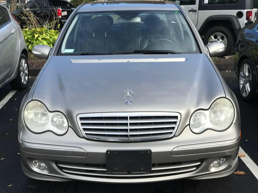 Used 2005 Mercedes-Benz C-Class in Canton, Connecticut | Lava Motors. Canton, Connecticut
