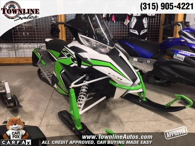 2016 ARCTIC CAT ZR4000 LXR, available for sale in Wolcott, New York | Townline Sales LLC. Wolcott, New York
