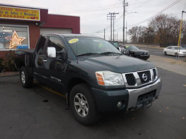 Used 2005 Nissan Titan in New Haven, Connecticut | Boulevard Motors LLC. New Haven, Connecticut