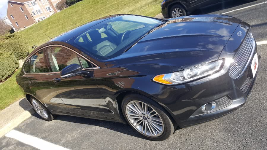Used 2015 Ford Fusion in Chelsea, Massachusetts | New Star Motors. Chelsea, Massachusetts