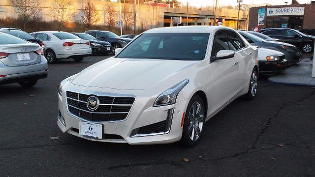 2014 Cadillac CTS 3.6L Premium Collection photo