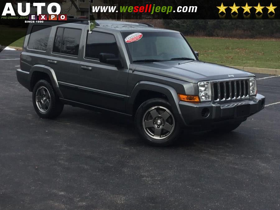 Used Jeep Commander 4WD 4dr Sport 2008 | Auto Expo. Huntington, New York