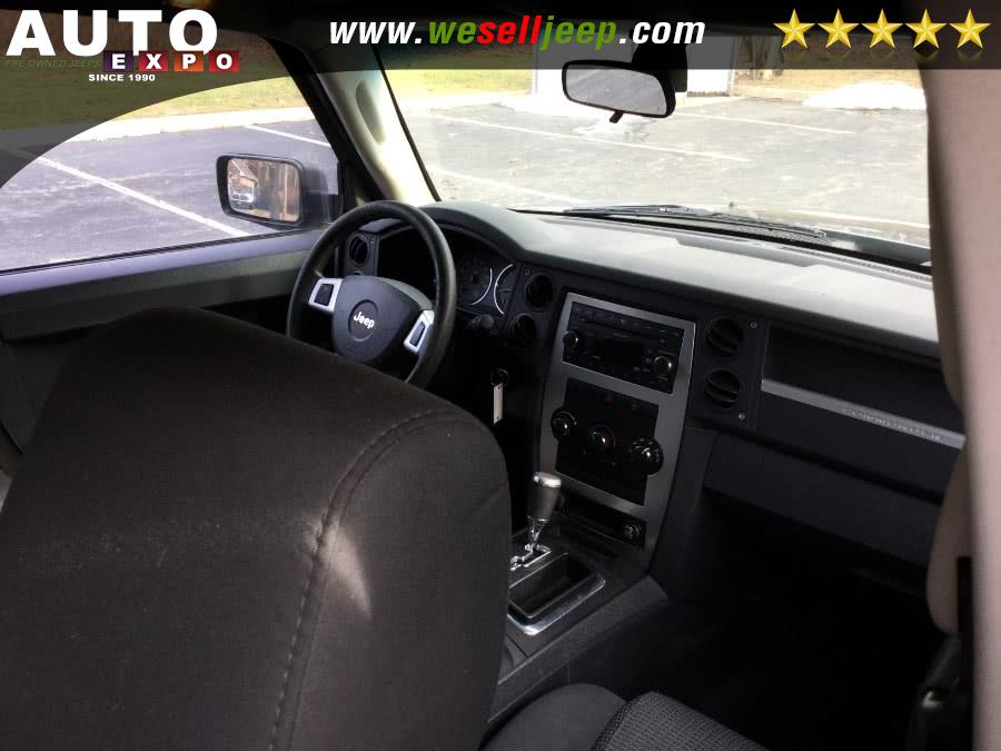 2008 Jeep Commander 4WD 4dr Sport, available for sale in Huntington, New York   Auto Expo. Huntington, New York