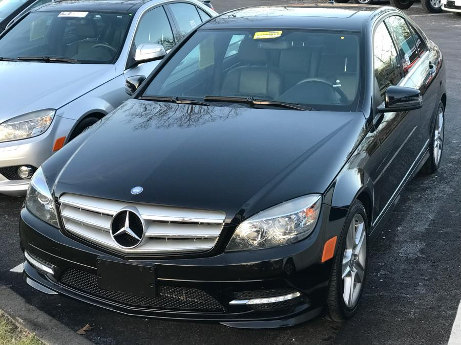 Used 2011 Mercedes-Benz C-Class in Canton, Connecticut | Lava Motors. Canton, Connecticut