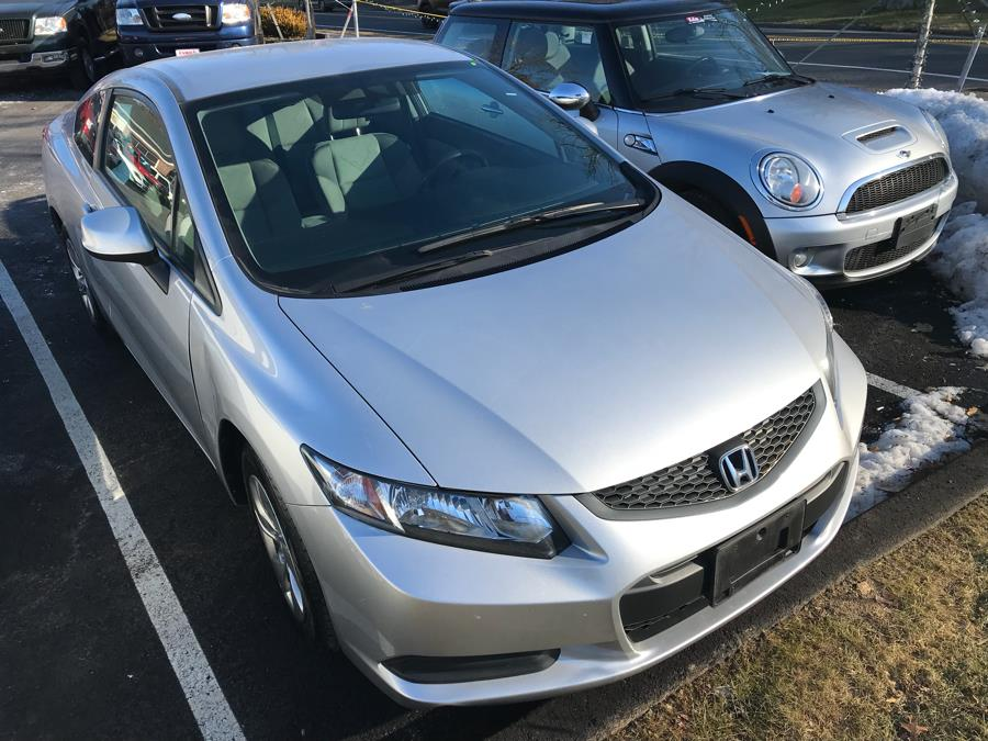 Used 2013 Honda Civic Cpe in Canton, Connecticut | Lava Motors. Canton, Connecticut
