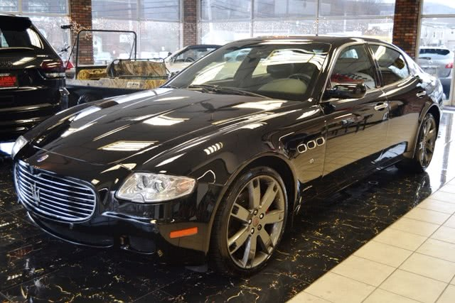 Used 2007 Maserati Quattroporte in Central Valley, New York | Exclusive Motor Sports. Central Valley, New York