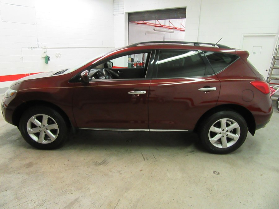 2009 Nissan Murano AWD 4dr S, available for sale in Little Ferry, New Jersey | Victoria Preowned Autos Inc. Little Ferry, New Jersey