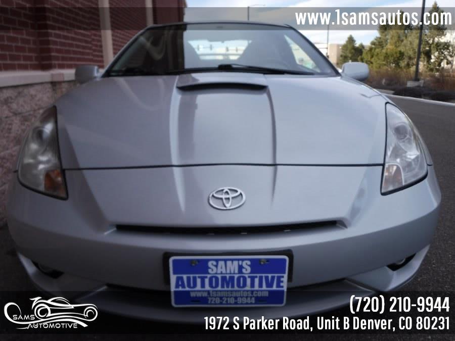 2003 Toyota Celica 3dr LB GTS Auto (Natl), available for sale in Denver, Colorado | Sam's Automotive. Denver, Colorado