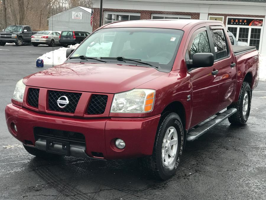Used 2004 Nissan Titan in Canton, Connecticut | Lava Motors. Canton, Connecticut