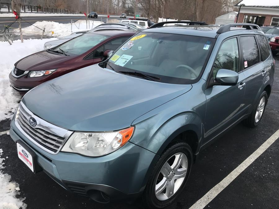 Used 2010 Subaru Forester in Canton, Connecticut | Lava Motors. Canton, Connecticut