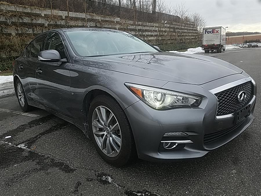 2014 Infiniti Q50 4dr Sdn AWD Premium, available for sale in Huntington Station, New York | Planet Auto Group. Huntington Station, New York
