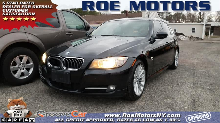 Used 2009 BMW 3 Series in Shirley, New York | Roe Motors Ltd. Shirley, New York