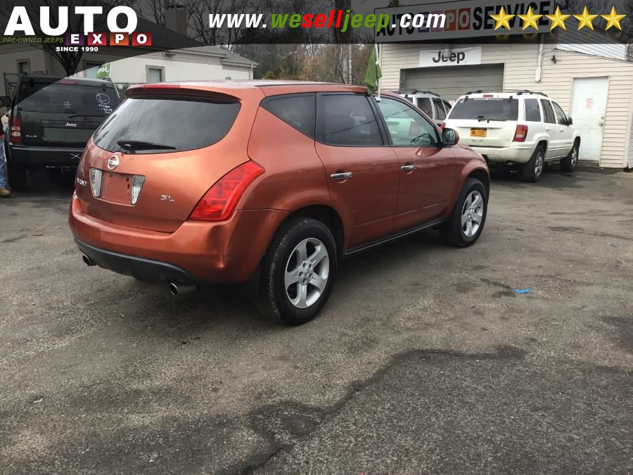 2005 Nissan Murano 4dr SE FWD V6, available for sale in Huntington, New York | Auto Expo. Huntington, New York