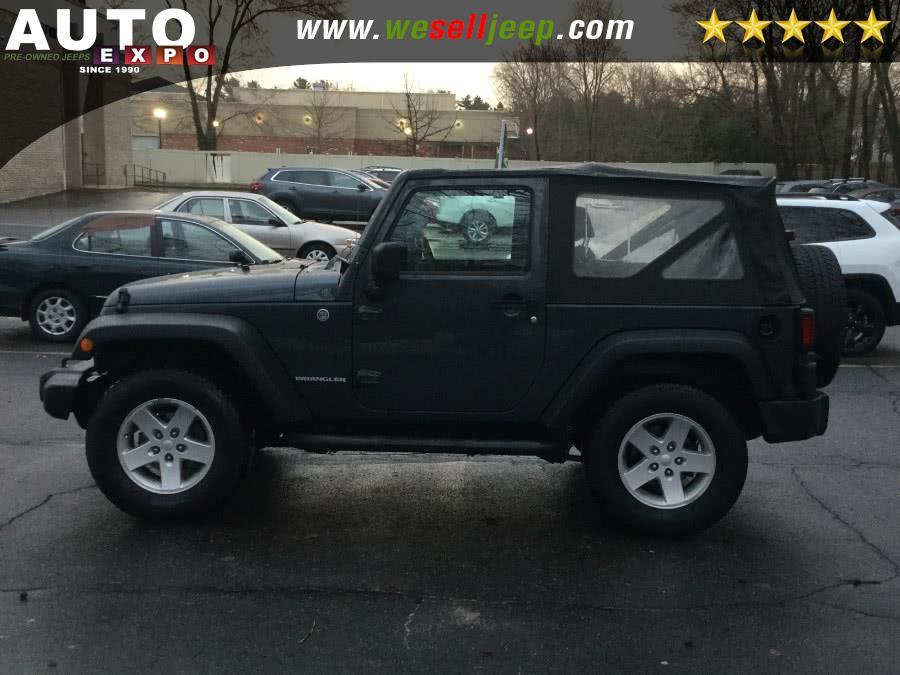 2008 Jeep Wrangler X photo