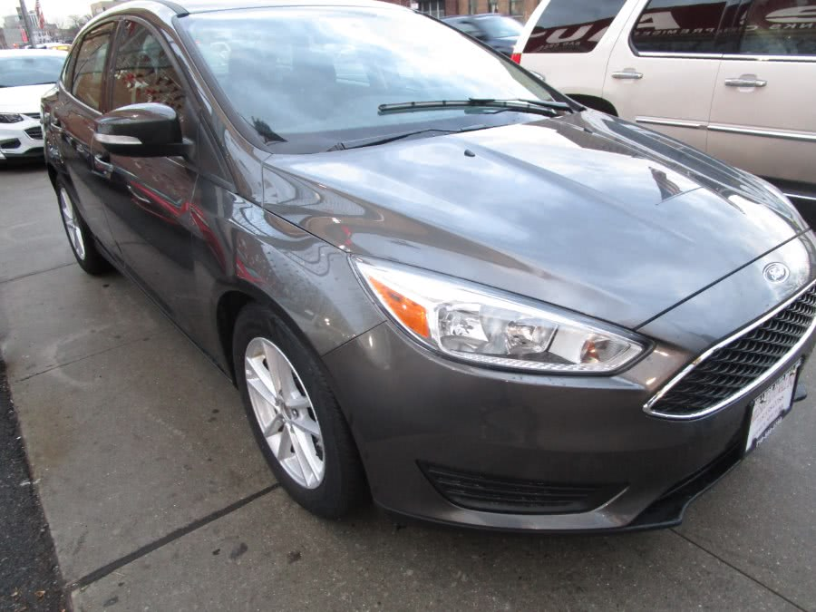 2017 Ford Focus SE Sedan, available for sale in Jamaica, New York | Hillside Auto Mall Inc.. Jamaica, New York