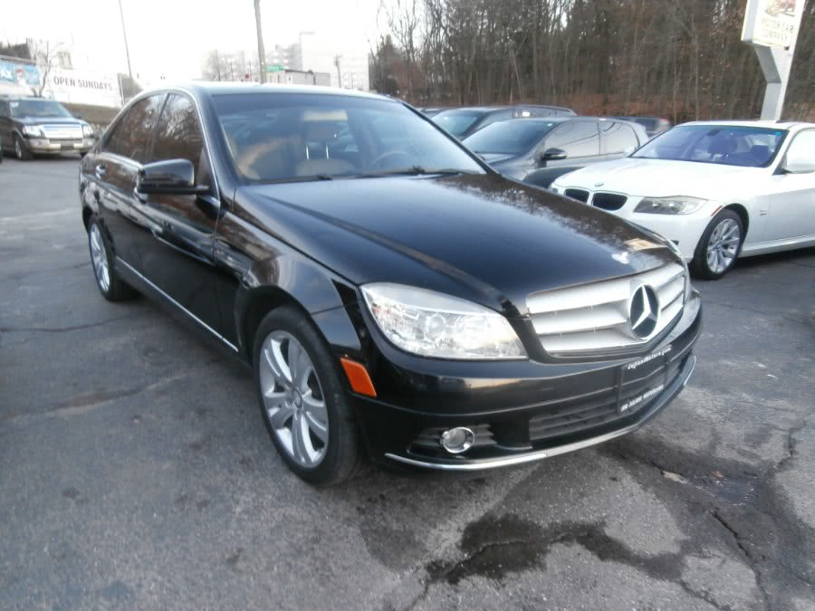 Used 2010 Mercedes-Benz C-Class in Waterbury, Connecticut | Jim Juliani Motors. Waterbury, Connecticut
