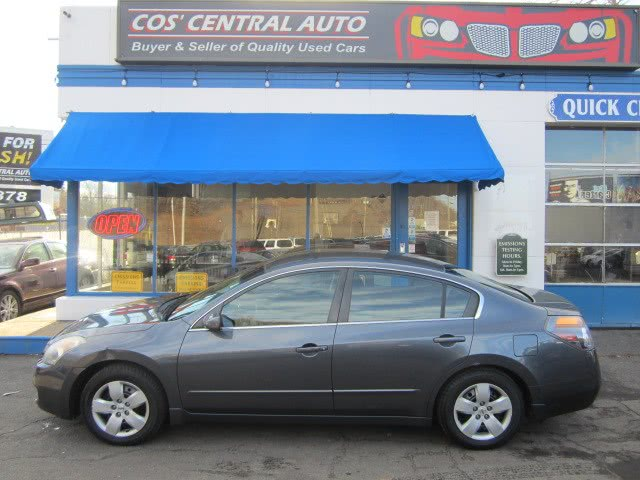 Used Nissan Altima 2.5S 2008 | Cos Central Auto. Meriden, Connecticut
