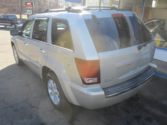 Used Jeep Grand Cherokee 4WD 4dr Limited Hemi 2009 | Cos Central Auto. Meriden, Connecticut