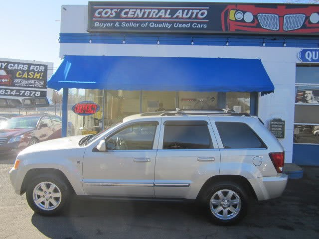 2009 Jeep Grand Cherokee 4WD 4dr Limited Hemi, available for sale in Meriden, Connecticut | Cos Central Auto. Meriden, Connecticut