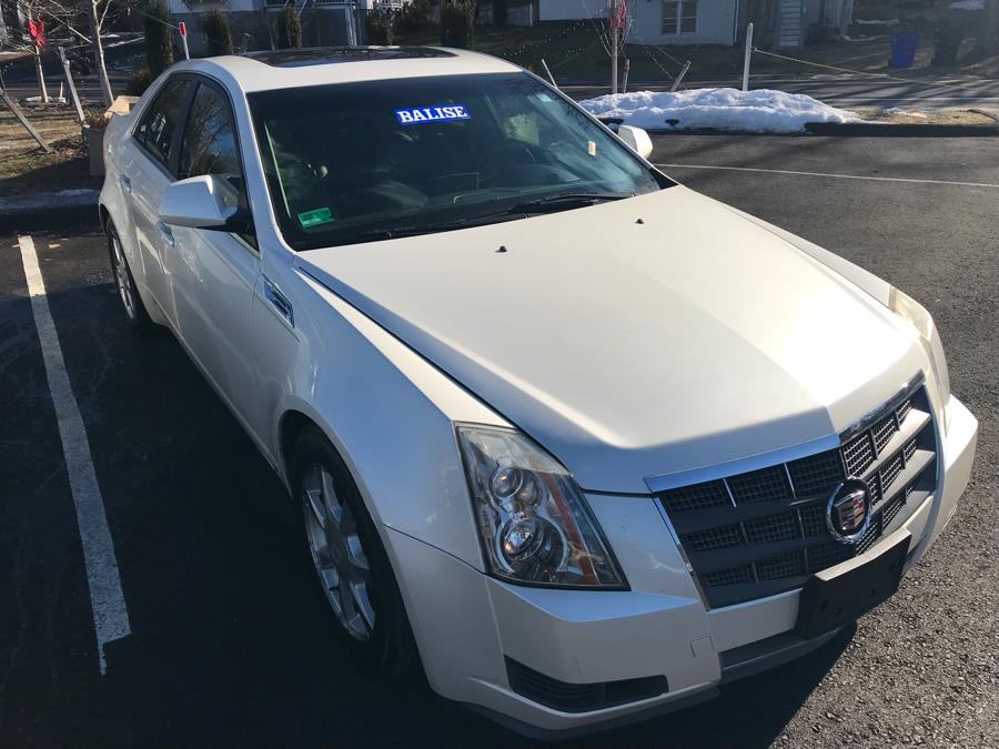 Used 2008 Cadillac CTS in Canton, Connecticut | Lava Motors. Canton, Connecticut