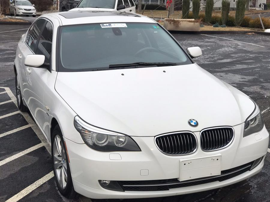 Used 2009 BMW 5 Series in Canton, Connecticut | Lava Motors. Canton, Connecticut
