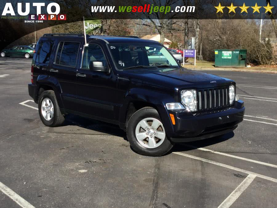 Used Jeep Liberty 4WD 4dr Sport 2011 | Auto Expo. Huntington, New York