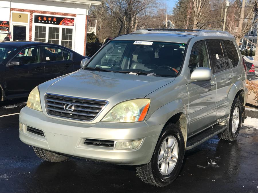 Used 2004 Lexus GX 470 in Canton, Connecticut | Lava Motors. Canton, Connecticut